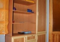 Gyermekszobai beépített szekrénysor