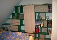 Hálószobai szekrénysor