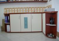 Bemutató szekrény