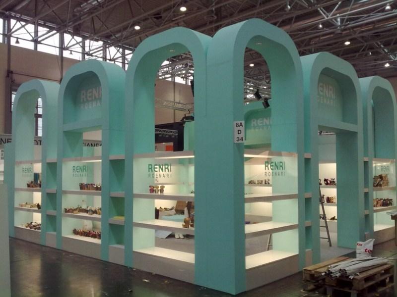 Kiállítási installáció