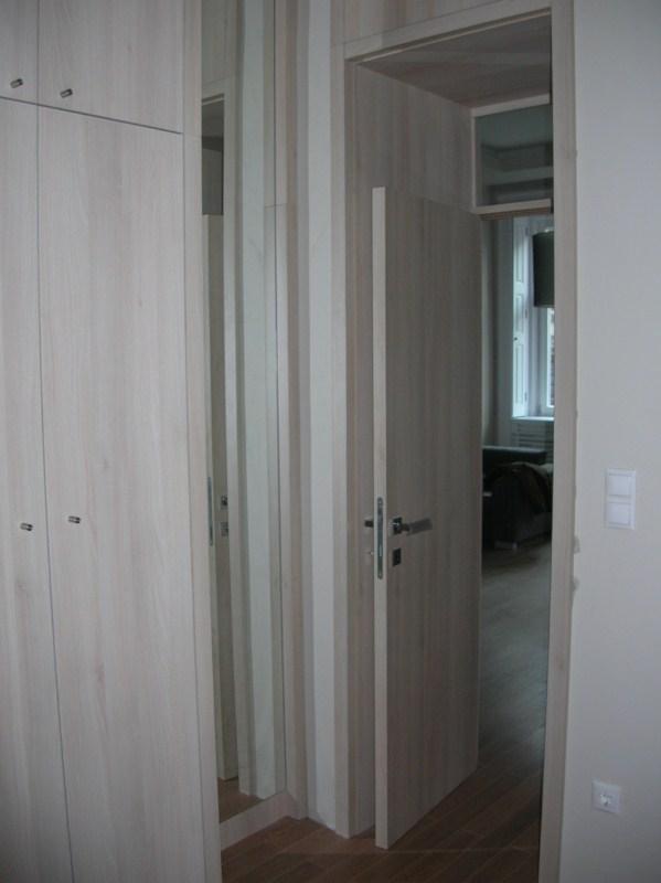 Beltéri ajtó dekorozott kivitelben