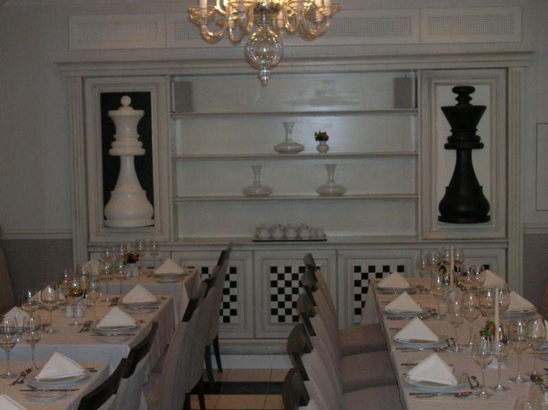 Étterem részlet
