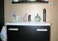 Függesztett mosdópult