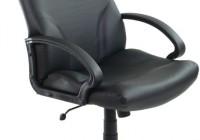 STILO P bőr főnöki fotel